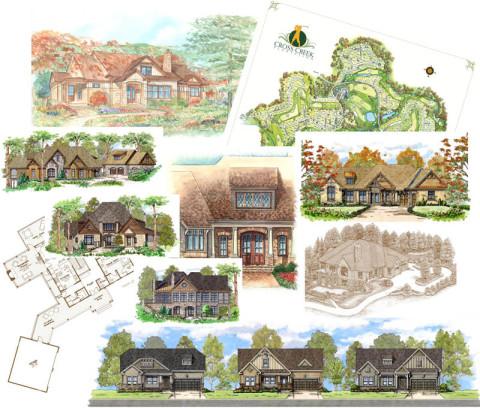 Peacock Grove Design Studio Services